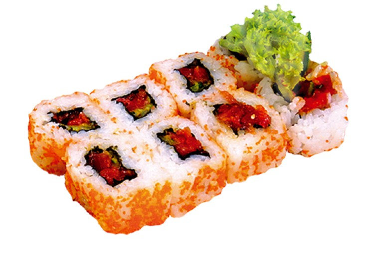 Hot Spicy Tuna Bild 1