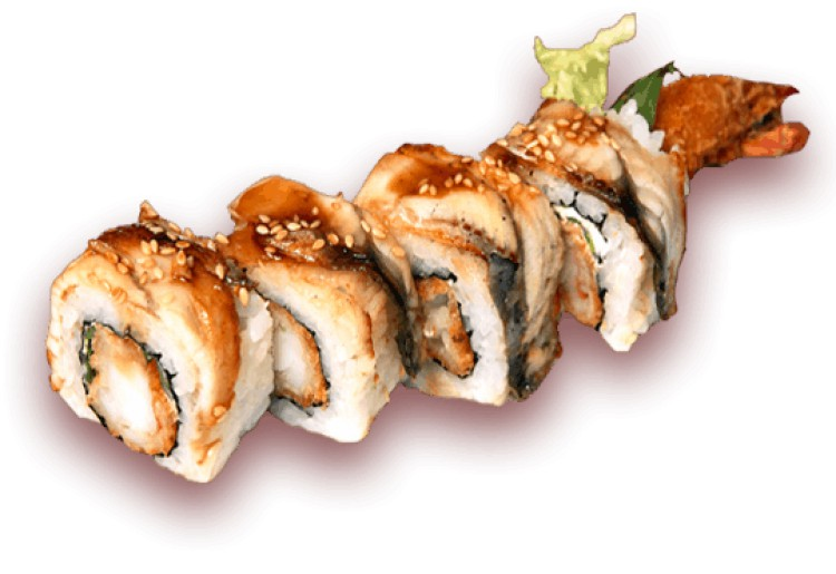 Dragon Roll Bild 1