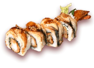 Spezialitaeten - Dragon Roll