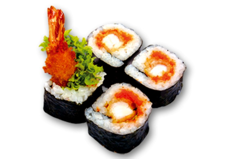 Ebi Tempura Big Roll Bild 1