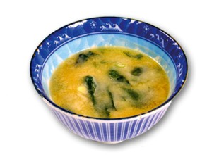 Suppen - Miso Suppe